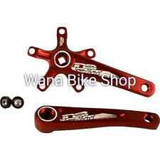 INSIGHT BMX - MINI ALLOY CRANK SIZE 150MM RED