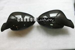 Carbon fiber mirror housing for Porsche 997.2 and 987.2 Turbo Cayman Carerra GT3