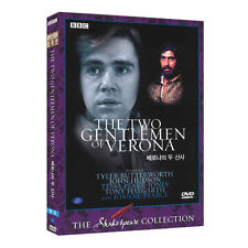 The Two Gentlemen of Verona (1983) BBC Shakespeare DVD - Don Taylor (*New *All)
