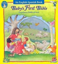 Baby's First Bible: La Primera Biblia del Bebe First Bible Collection