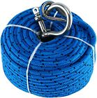 Amarine Made 100ft Boat Anchor Rope For Electric Winches Break Strength 800lb Us
