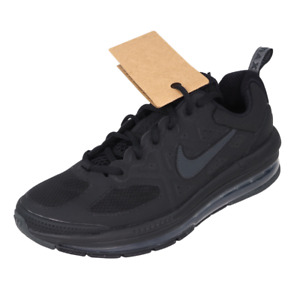 Nike Air Max Genome GS CZ4652 001 Running Black Mesh Size 5 Y = 6.5 Womens Shoes
