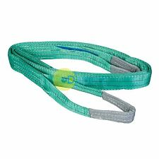 Heavy Duty Cargo Sling 2 Tonne 3M Strong Lifting Crane Strap Chemical Resistant