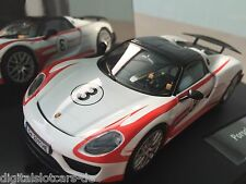 "Carrera Evolution 27477 PORSCHE 918 Spyder ""No.3"" NEU OVP"