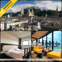 Kurzurlaub Salzburg 3 Tage 2 Personen a&o Hotel Hotelgutschein Urlaub Österreich