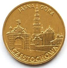 Poland 2 zloty 2009 Częstochowa UNC (#397)