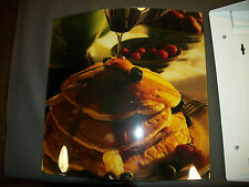 Illuma Display Illuminated Sign Food - Pancakes & Syrup Frameless Lightbox