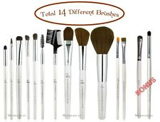 ELF Essential Professional Complete Set of 12 Brushes + Crease + Smudge Brushes