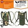 Army Hydration Pack Backpack + 2.5 Litre Water Bladder / Camelbak type Rucksack
