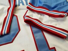#00 Houston Oilers Custom Football  JERSEY Your Name&Number sewn on.