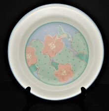 Camarillo Treasure Crafts  Hallmark Serving Platter Hummingbird Cactus Flower