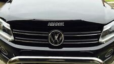 VW AMAROK BONNET  BUG GUARD /  SUN VISOR  / SUN STRIP VINYL DECAL STICKER