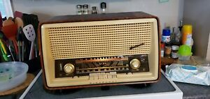 Blaupunkt SULTAN Tube Radio (Rare/Beautiful!!)