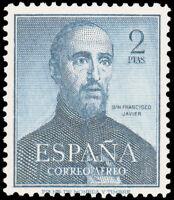 Spain #C138 MNH CV$75.00 1952 ST. FRANCIS XAVIER ex-Perfectum