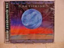 EARTHRISE RAINFOREST ALBUM CD NEW AND SEALED GLOBE EARTH PRINTED ON CD AWESOME!!