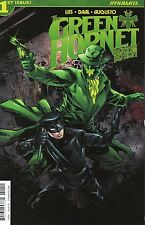 Green Hornet reign Of The Demon #1 (NM) `16 Liss/ Baal (Cover A)