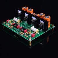 Hifi DIY DUAL-RIAA MM Phono Turntable Preamplifier board  MM LP amp kit