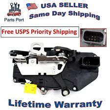 Power Door Lock Actuator Front Left FL / Driver Side Cadillac Chevrolet GMC