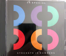 38 Special CD Strength In Numbers - USA (M/M - Scellé)