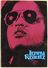 Lenny Kravitz Programme concert