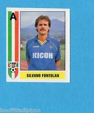 VALLARDI GRANDE CALCIO 1987/88-Figurina n.295- FONTOLAN - VERONA -Rec