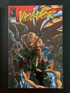 VIOLATOR #2 IMAGE COMICS 1994 VF+