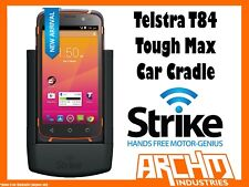 STRIKE ALPHA TELSTRA T84 TOUGH MAX CAR CRADLE - BUILT-IN FAST CHARGER SECURE