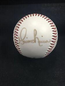 Mariano Rivera Yankees Signed 1998 World Series Baseball JSA