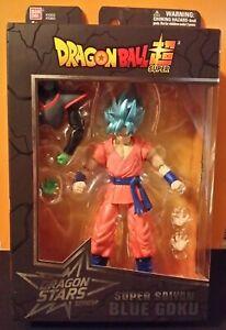 "Dragonball Super Dragon Stars Super Saiyan Blue Goku 6"" Action Figure New Sealed"