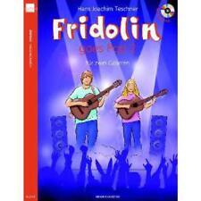 Fridolin goes Pop Band 2 für zwei Gitarren ( + CD) - Gitarre Noten