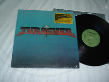 THRASHER '85 OVERKILL RIOT STARR ORIGINAL US GREEN label SHRINK Hyp Sticke MINT-