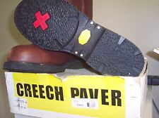 ASPHALT PAVER BEST  BOOT ON THE MARKET PULL-ON COMPOIST TOE SIZE 14W MADE IN US