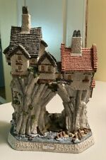 """David Winter Cottages """"Wreckers Cottage"""" 1897/4300 Box includes Coa"""