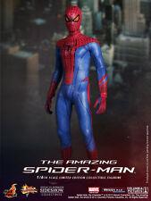 "Hot Toys Amazing Spiderman 12"" Figure MMS179"