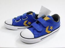 NEW BABY CONVERSE ALL STAR PLAYER 2V OX SHOES SIZE US 10 (INFANT)  754319C
