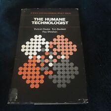 DUNCAN DAVIES, THE HUMANE TECHNOLOGIST. HARDCOVER WJACKET. 0198583257