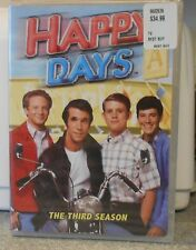 Happy Days - The Complete Third Season (DVD, 2007) BRAND NEW