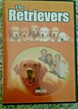 DVD The Retrievers Feature Films for Families 90 minutes