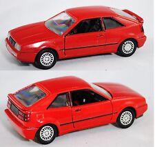 Schabak 1018 VW Corrado (Typ 53i) dunkel-verkehrsrot, 1:43