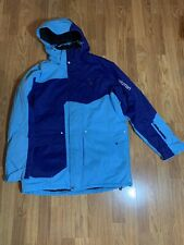 NWOT Men's Salomon Insulated Ski / Snowboard Jacket - Lg - Waterproof