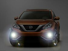 Xenon Halogen Fog Lamps Driving Lights Kit for 2015 2016 2017 Nissan Murano