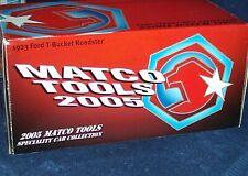 ERTL/MATCO TOOLS 1923 FORD MODEL T-BUCKET 1/18