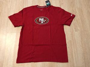 2011 NIKE NFL Player Apparel San Francisco 49ers Patrick Willis #52 Red Sz XL