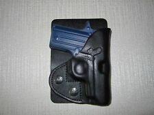 Kimber Micro 380 wallet & pocket holster LEFT HAND Braids Holsters