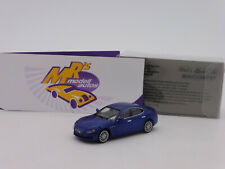 "Minichamps 870123004 # Maserati Ghibli Baujahr 2018 "" blaumetallic "" 1:87 NEU !!"