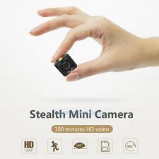 HD 1080P Mini IR Night Vision Camcorder DV/DVR Video Hidden Spy Camera Web Cam