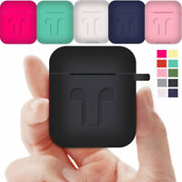 AirPods Silicone Case Cover Protective Skin for Apple Airpods Case Accessory