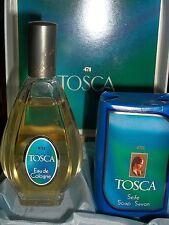 Tosca 4711 TOSCA Eau De Cologne Splash & Perfumed Bath Bar Soap #1216 NIB