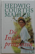 Hedwig Courths-Mahler - Die Inselprinzessin (gebunden)