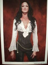 Nene Thomas Thorn Demestira Zarryiostrom Marionette Pirate Limited Edition Print
